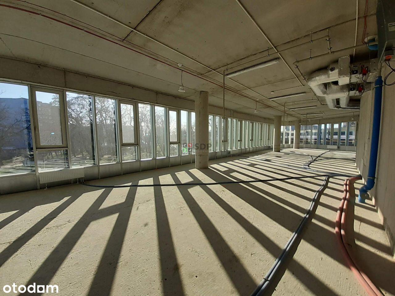 lokal 338,81 m2 przy ul. Legnickiej / Budynek Sq