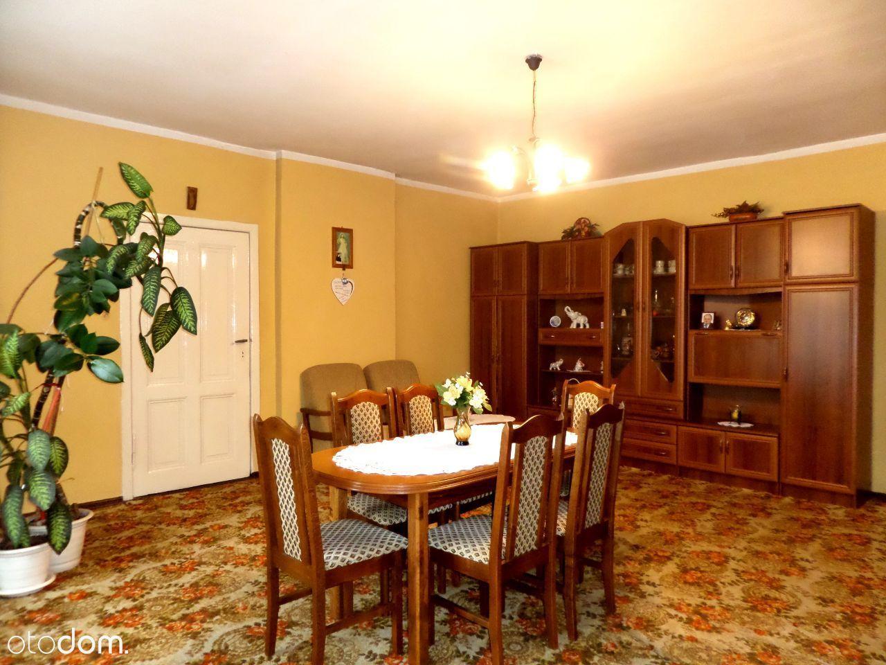 mieszkanie/5 pokoi z garażem i dużą działką.