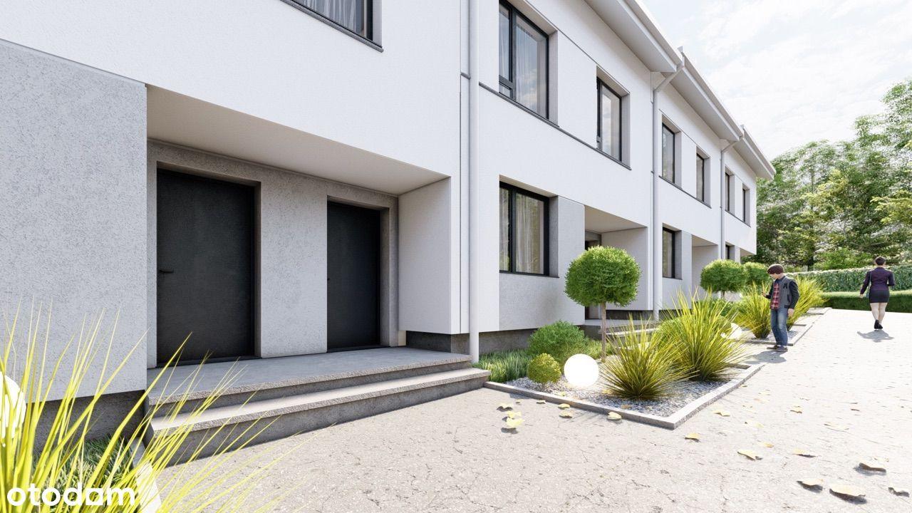 Nowe 5-pokojowe mieszkanie 87m balkon 6m parking