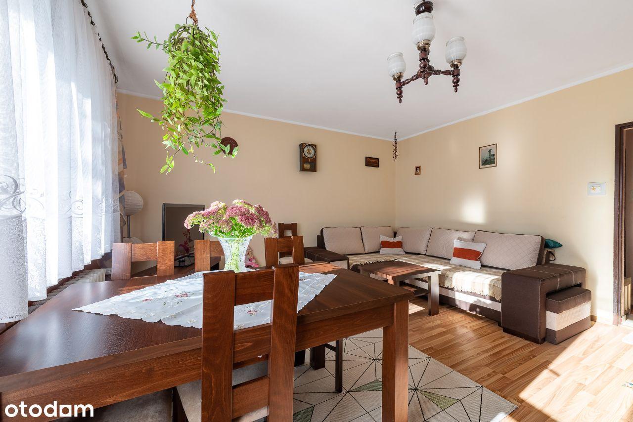 Przestronne mieszkanie na I piętrze - Piastów