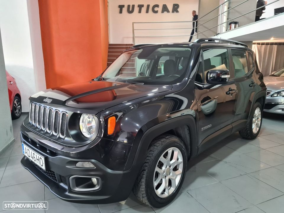 Jeep Renegade 1.6 MJD Longitude - 1