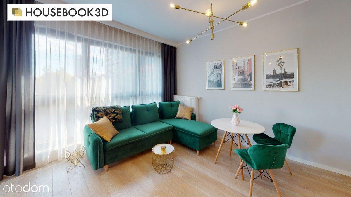 Wynajmę piękny 2 pokojowy apartament