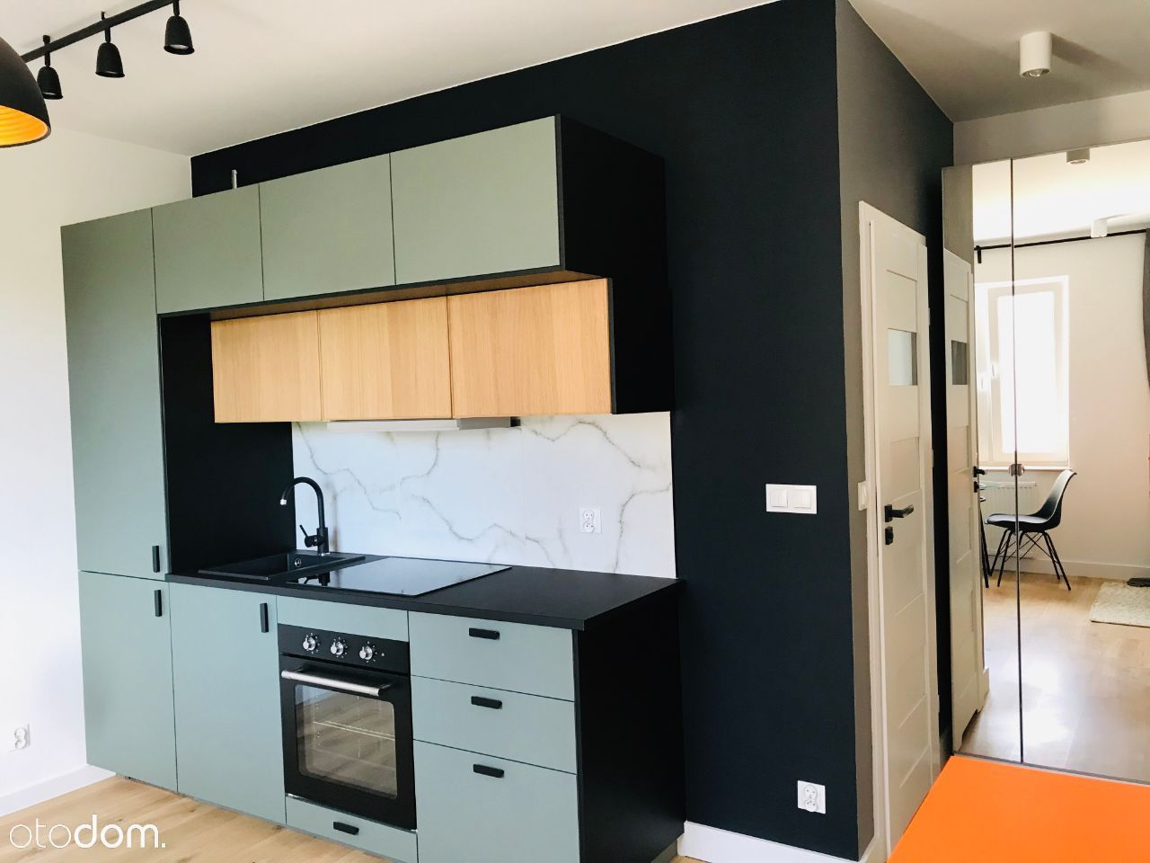Nowe 2 pokoje, wysoki standard, Manufaktura, 32m2