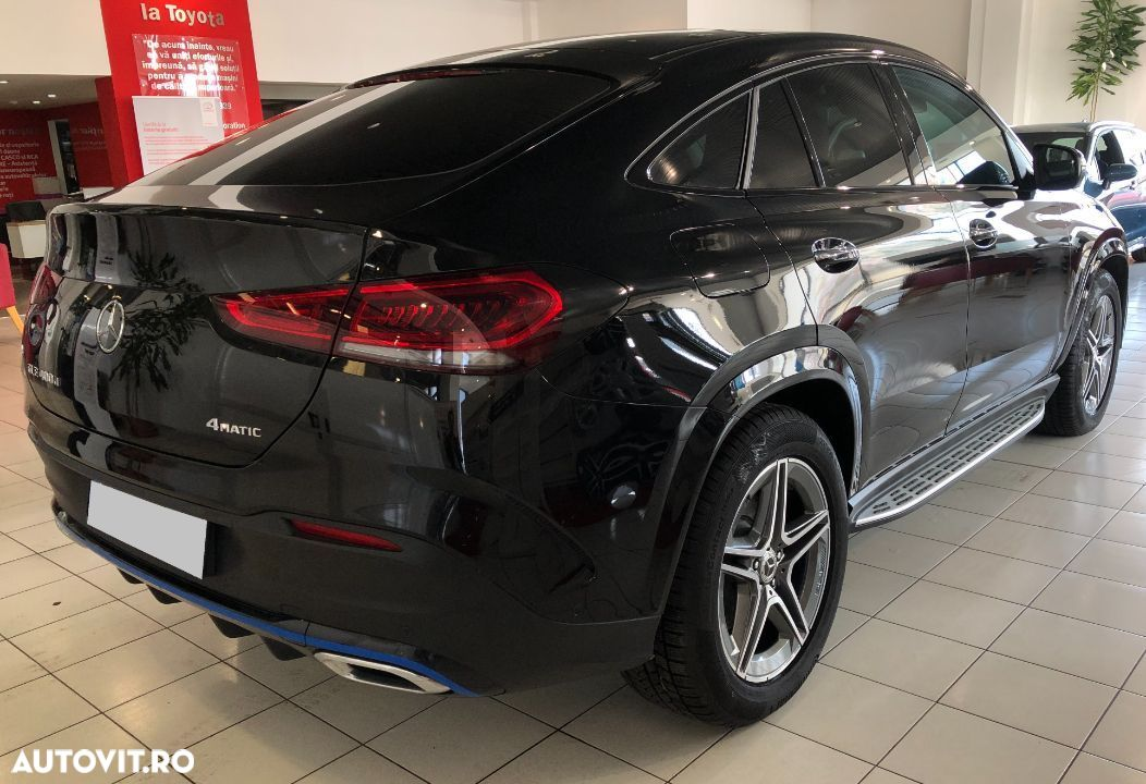 Mercedes-Benz GLE Coupe 400 - 12