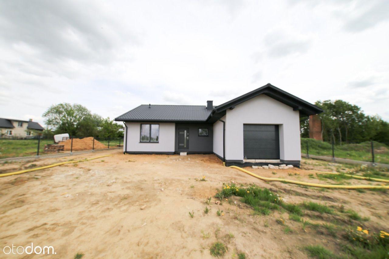 Dom 120 m2 z garażem, stan s.z / Makowiec