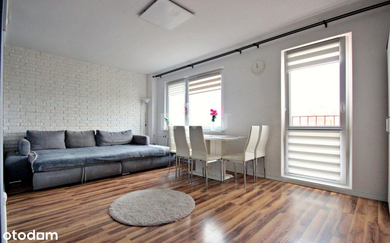 Mieszkanie, 60,50 m², Szczecin