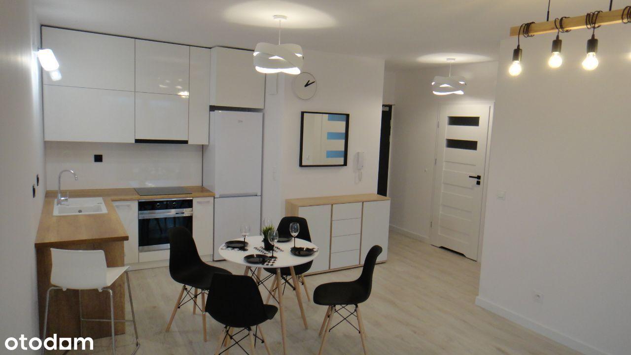 Wynajem 40m 2-pokojowe nowe mieszkanie Grunwald