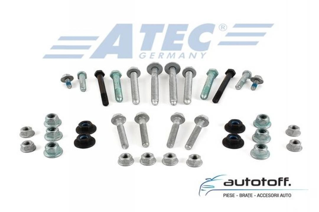 Kit 12 brate Audi A4 B6 B7 8E, A6 4B C5, VW Passat 3BG B5 HD-VERSION - 2