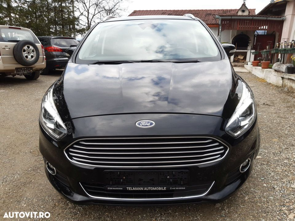 Ford S-Max 2.0 - 7