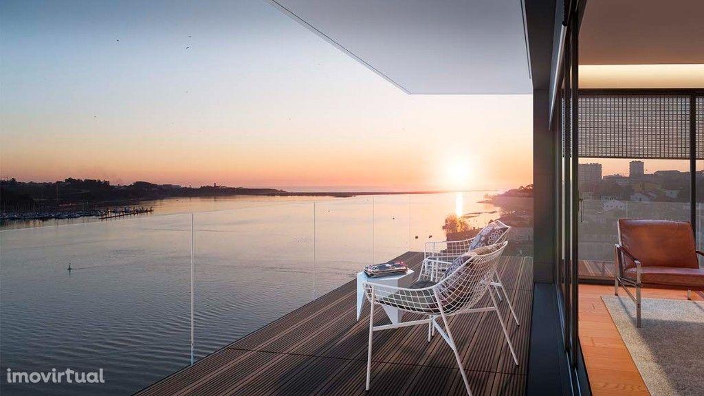 T4 NOVO - De Luxo - 4 Suites - Vistas Rio Douro