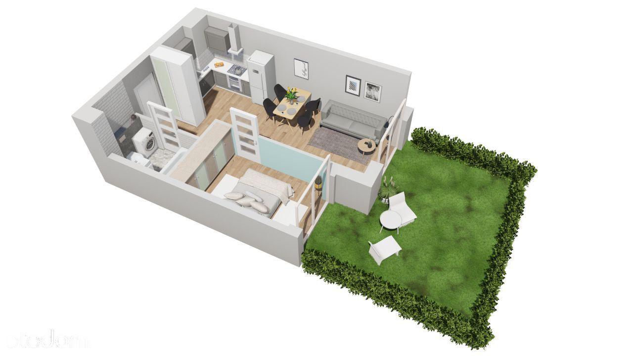 Pruszcz Park, budynek B, mieszkanie A10
