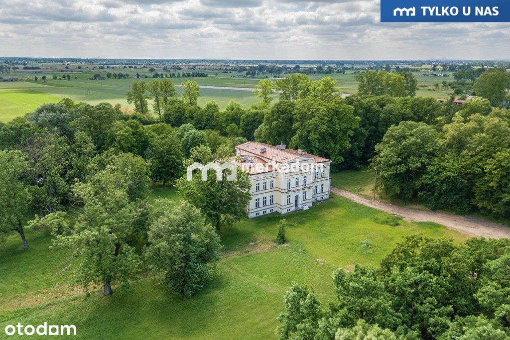 —Pałac w Karszewie—inwestycja, spa, rezydencja—