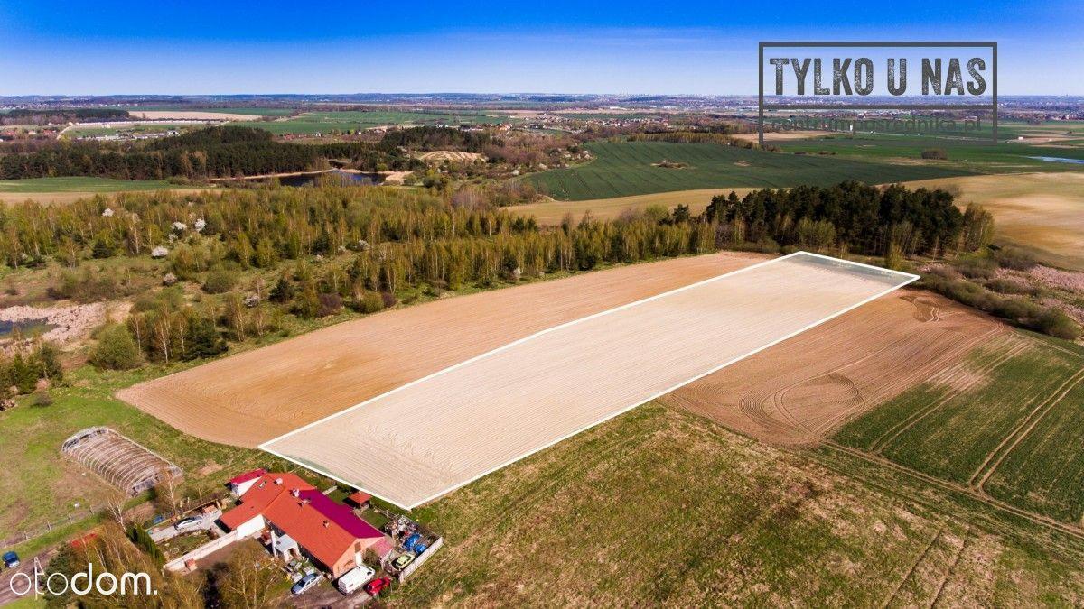 Ziemia rolna w gm. Trąbki Wielkie! 330.000 zł