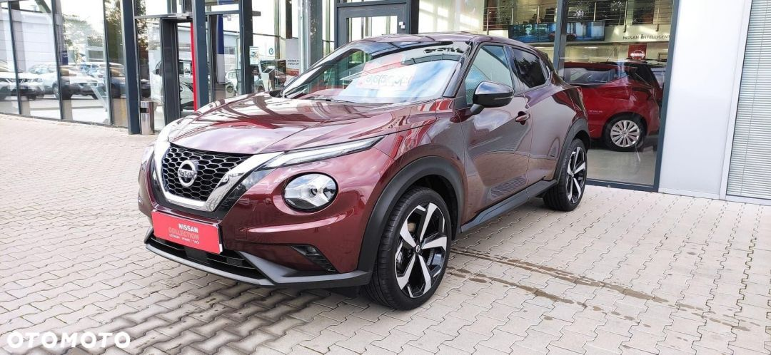Nissan Juke DCT Tekna Base + Heated windshield + Sound&Go pack - 1