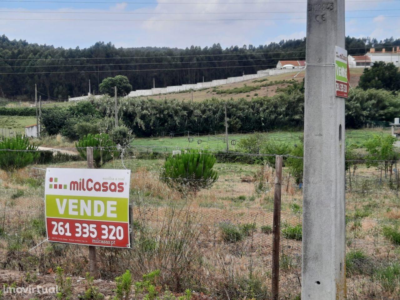 Terreno para construção, com área total de 2.550 m², a 8km da cidade!