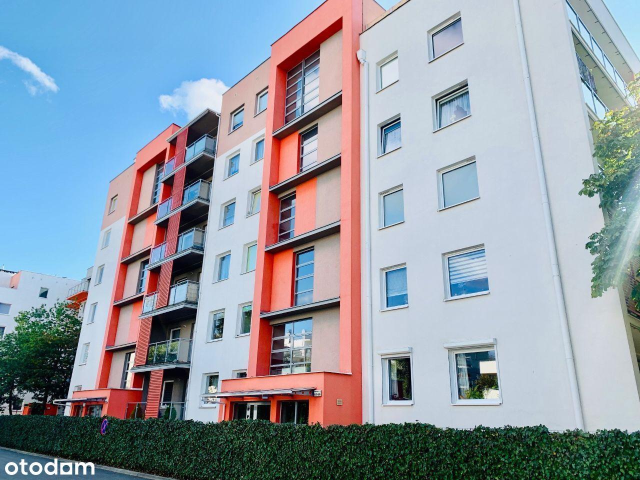 Mieszkanie 2 pokoje, wielki taras,Glinki,nowy blok