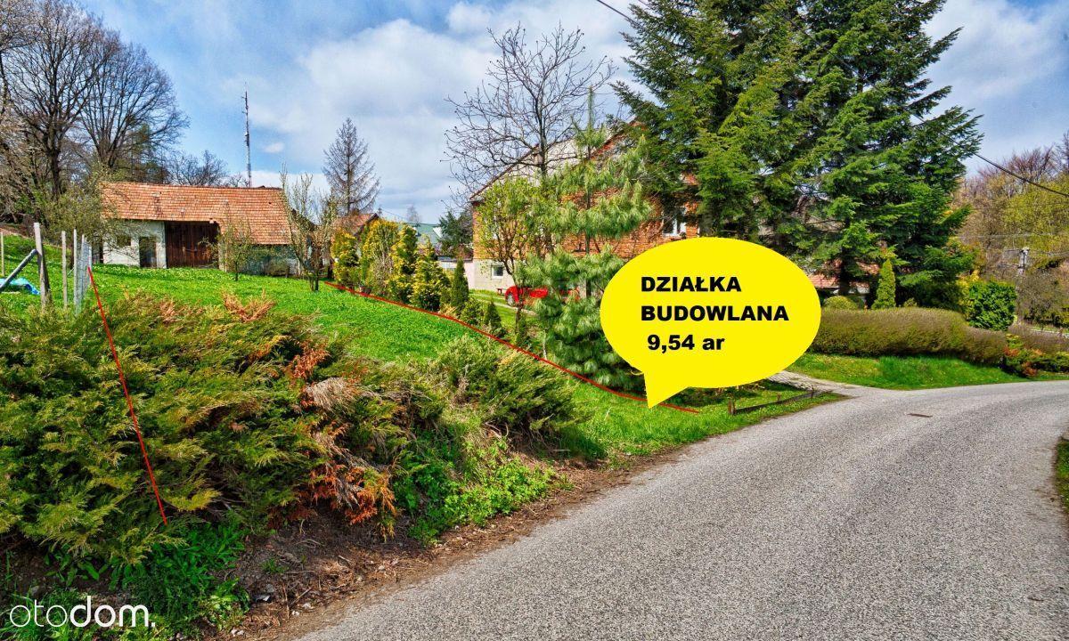 Bochnia - działka budowlana 9,5 ar