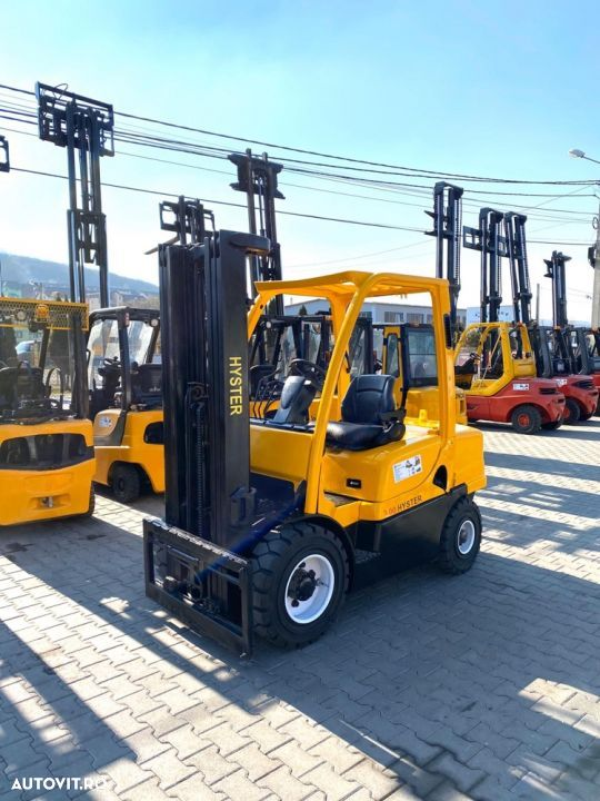 Hyster H3.0FT - 2