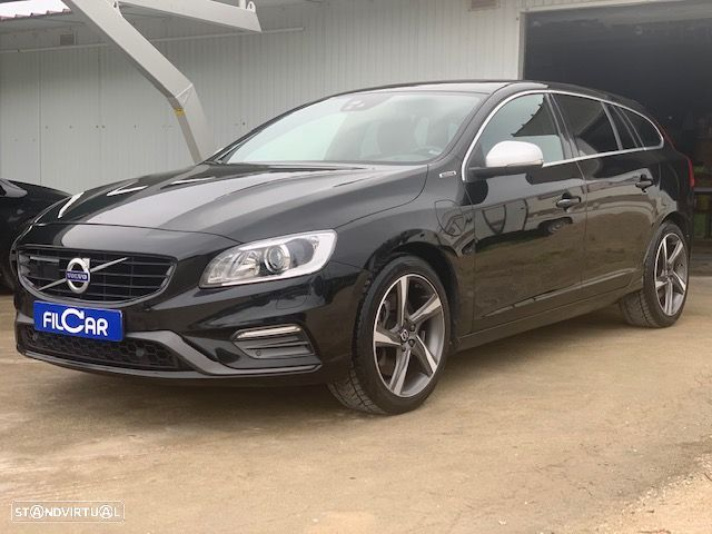 Volvo V60 Cross Country 2.4 d r-design twin engine d6 - 6