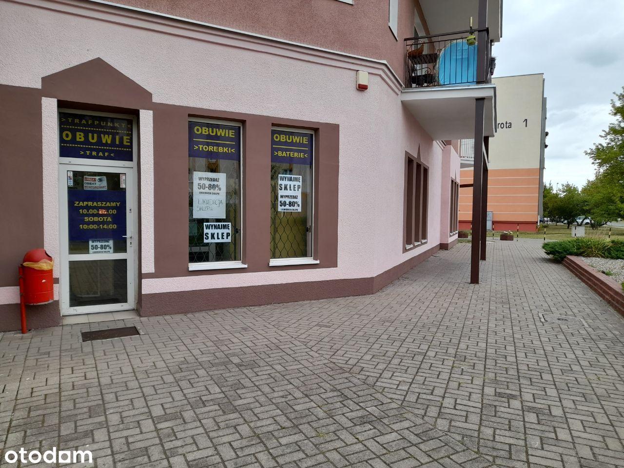 Lokal handlowy 170m2 Bydgoszcz Nowy Fordon