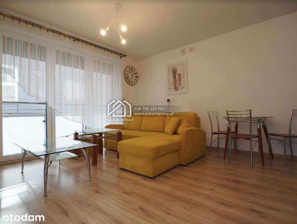 ładne 2 pokojowe mieszkanie z tarasem ul.Dolna