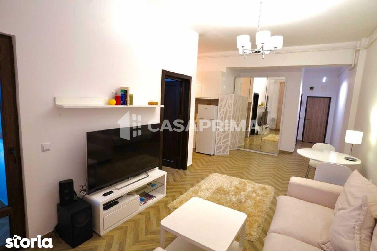 Apartament 2 camere Păcurari-Petru Poni, bloc nou !!