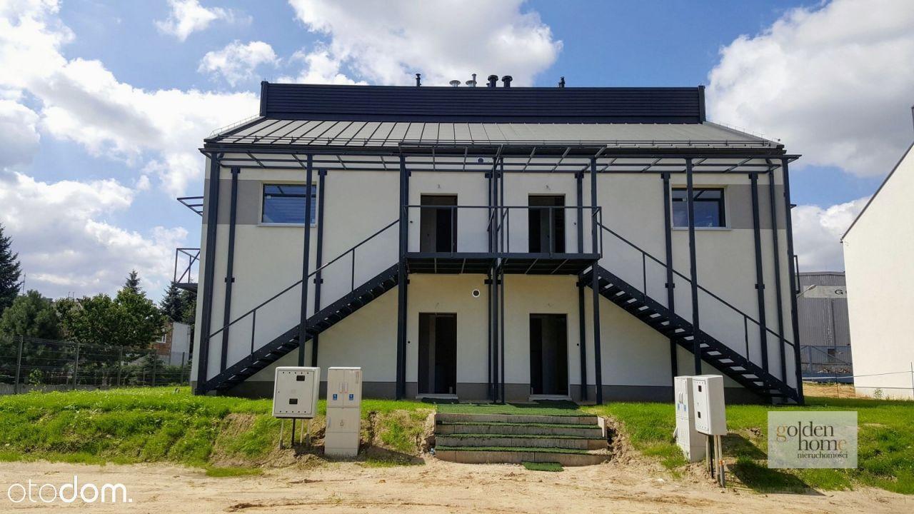 Energooszczędne mieszkanie w zabudowie bliźniaczej
