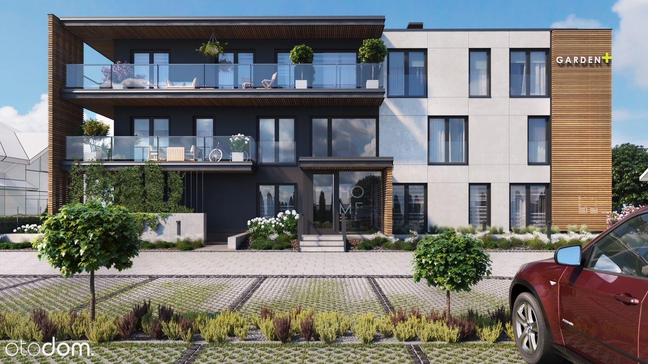 słoneczny 3 pokojowy apartament z tarasem