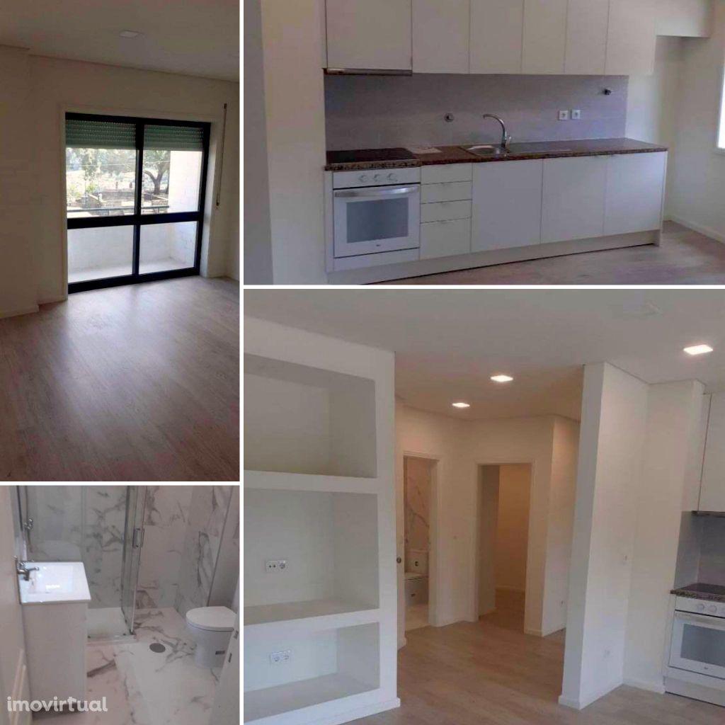 Apartamento T1+1 Lomba