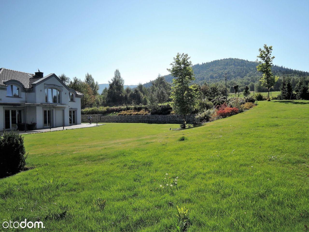 Wyjątkowa Rezydencja u podnóży Parku Krajobrazoweg