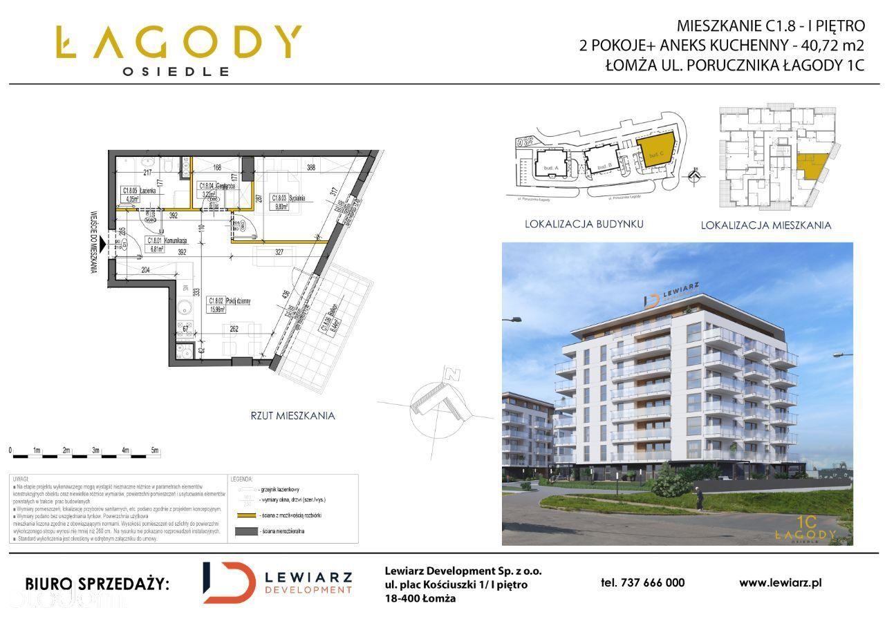 Apartament C1.8