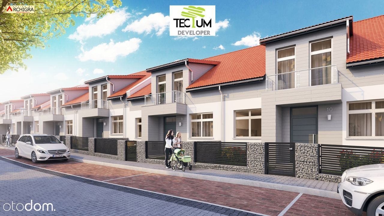 Mieszkanie 2-poz 72m2-75,30m2+ogródek+strych, O-ca