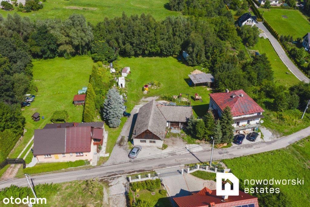 Na sprzedaż działka budowlana 22 ar, Tomaszkowice