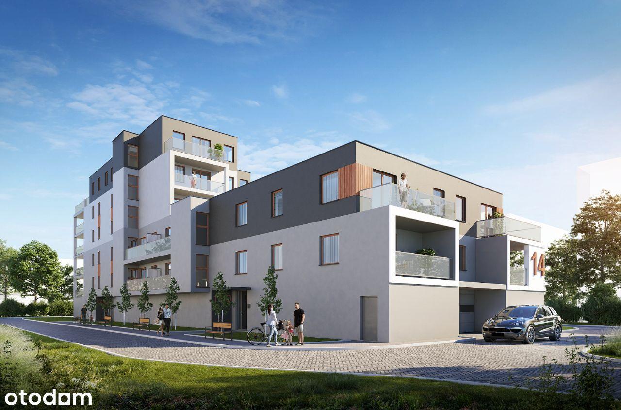 Os. MAJOWE - nowe apartamenty w Nowej Soli
