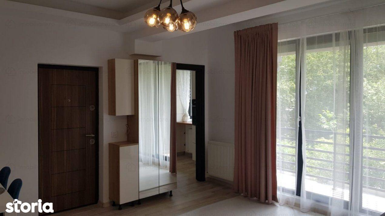 Inchiriere Apartament 2 camere aproape de Plaza Lujerului Bloc 2019 Su