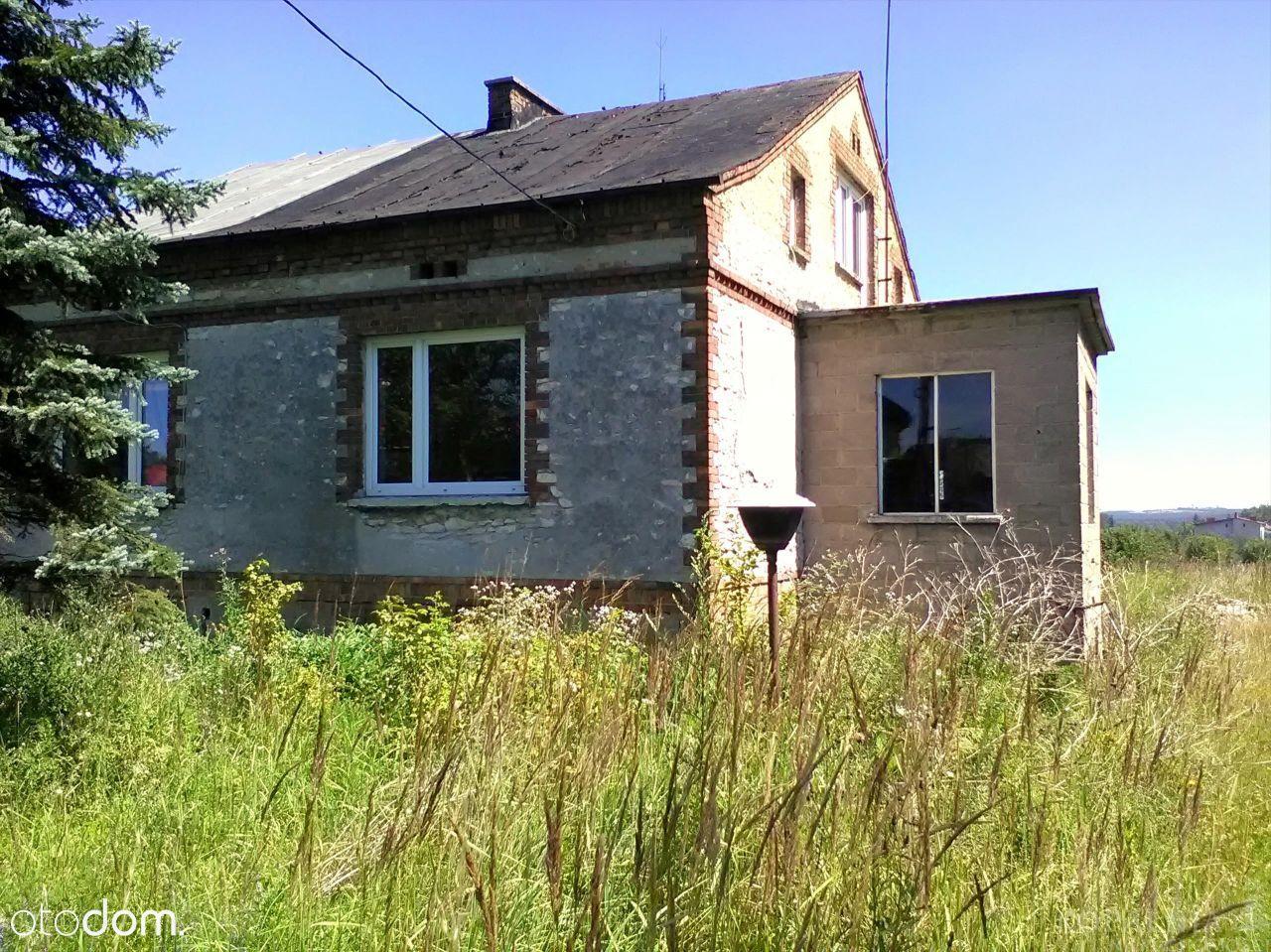 Dom wolnostojący Wrzosowa 300 000 zł brutto
