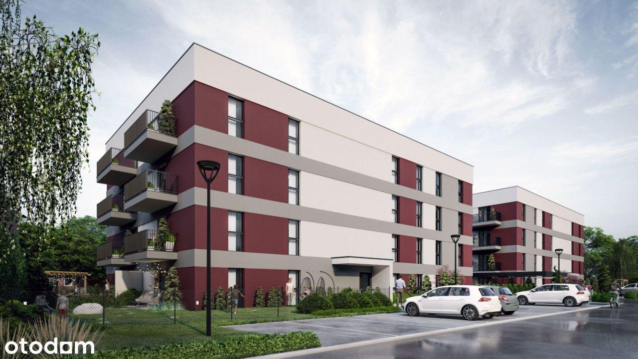 Nowe mieszkania 42-82m2 Osiedle Browary Brzeskie