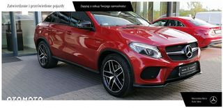 Mercedes-Benz GLE Coupe 4x4 367KM