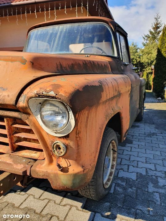 Chevrolet Apache Zabytek Chevi 3100 Oldtimer 1958 Pick up V8 - 22