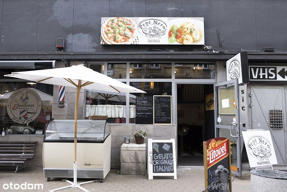 Atrakcyjna restauracja włoska – Sosnowiec Centrum
