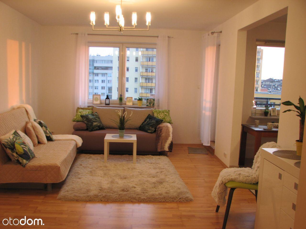 Bardzo ładne mieszkanie na Kabatach 43m2