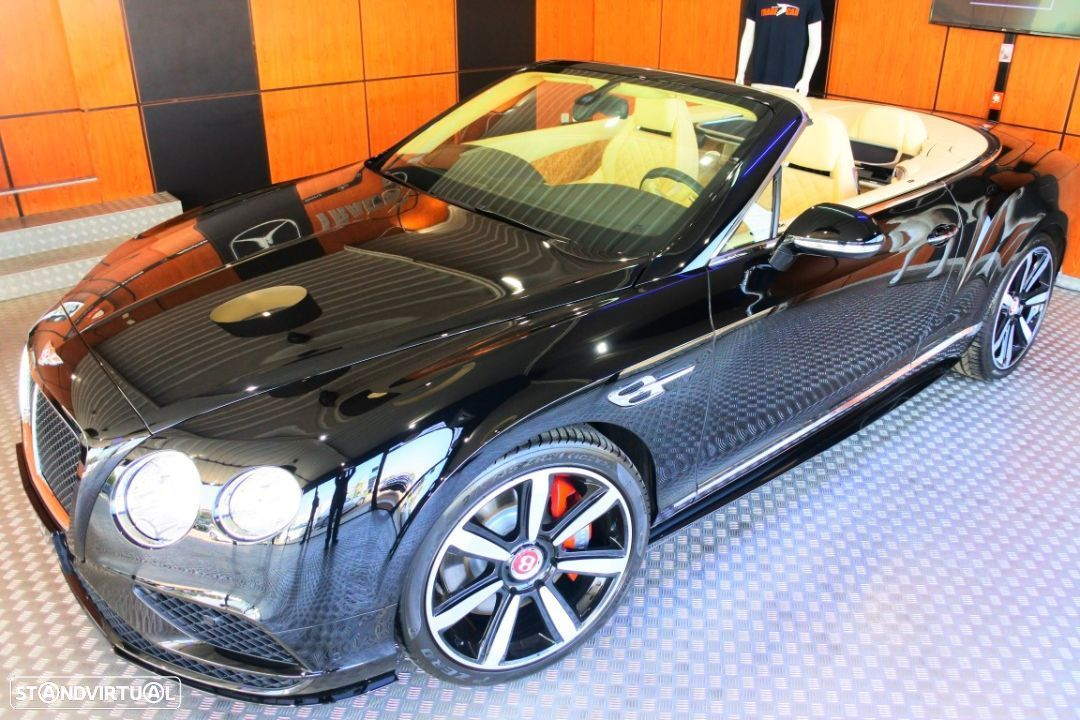 Bentley Continental Cabrio - 11