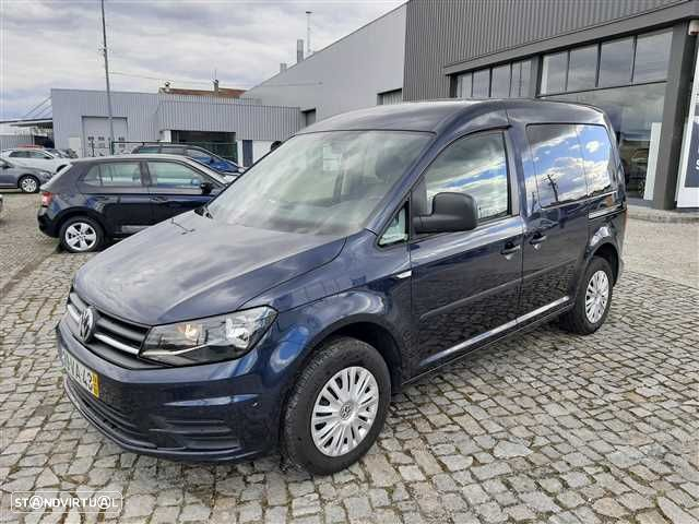 VW Caddy K.2.0 TDi BM Extra AC - 2