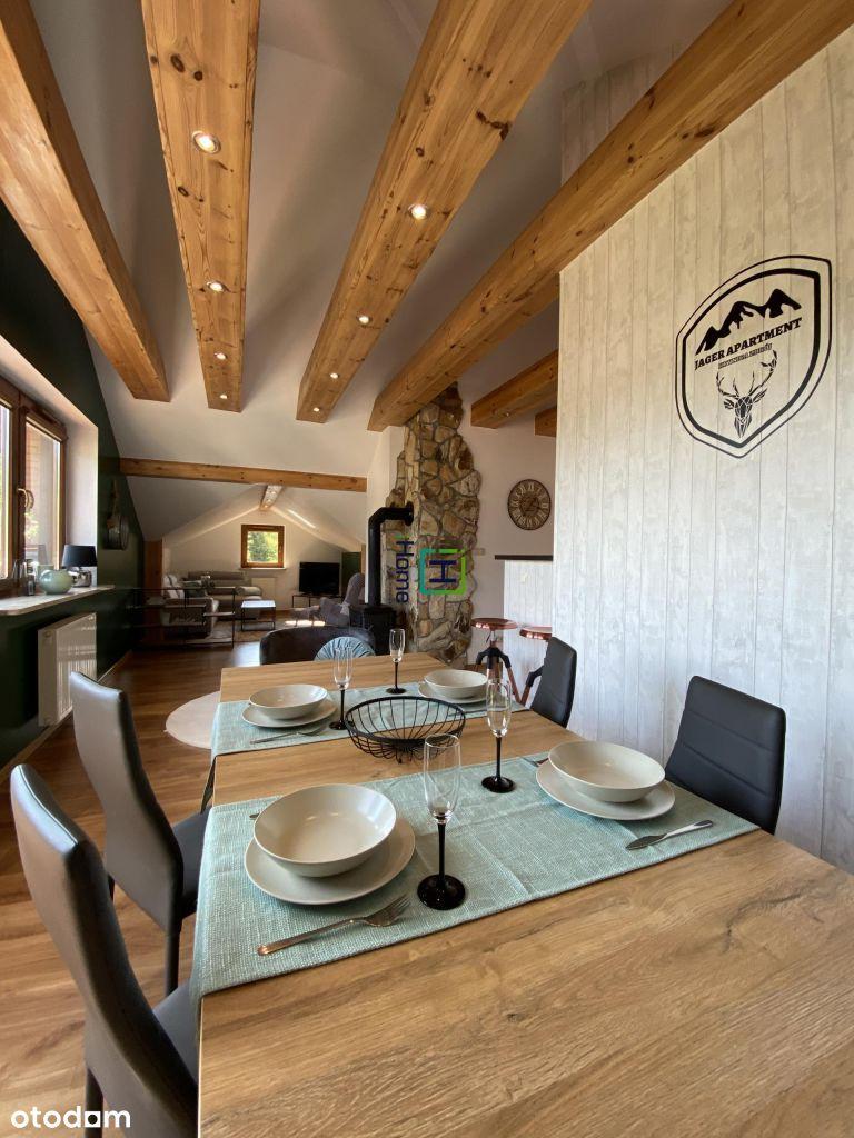 Mieszkanie, 82 m², Krynica-Zdrój