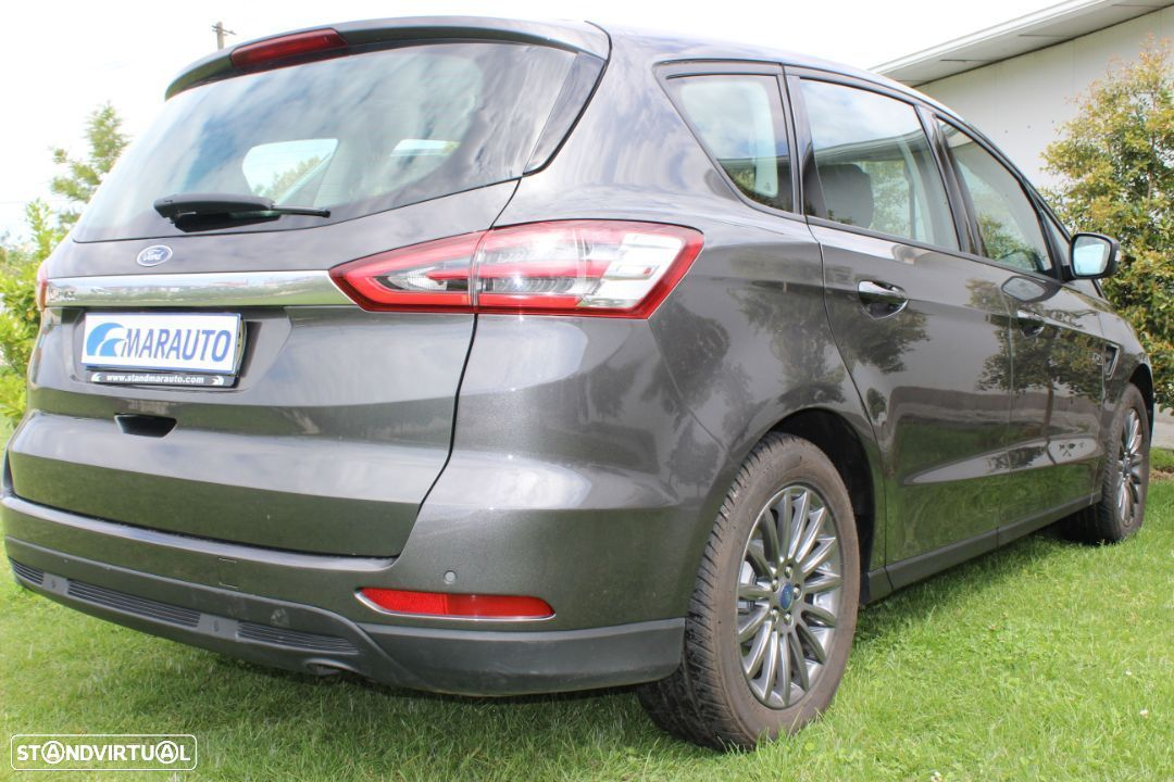 Ford S-Max 2.0 TDCi Trend - 17