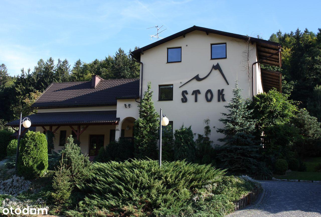Pensjonat Stok w Pokrzywnej, Góry Opawskie