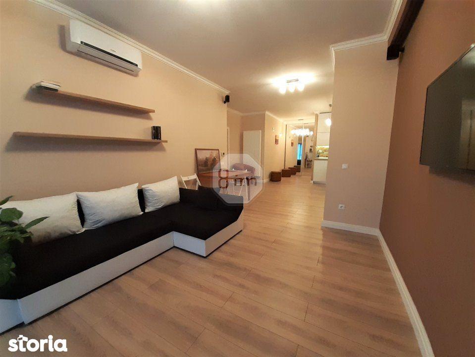 Vanzare Apartament 2 Camere, Semidecomandat, 54 mp, Zona Fabricii