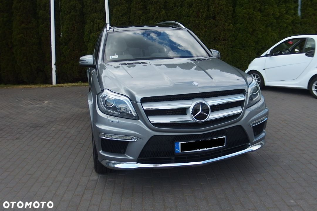 Mercedes-Benz GL 350 AMG Sportpaket Airmatic Panorama Dach DISTRONIC Night Vision - 7