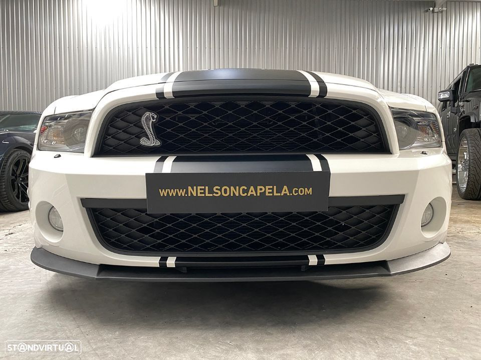 Ford Mustang GT500 Cabrio 5.4 V8 Supercharged - 57