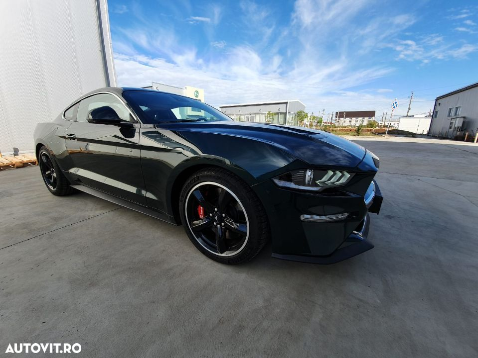 Ford Mustang 5.0 - 2